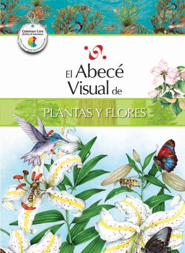El abec? visual de plantas y flores: Santillana