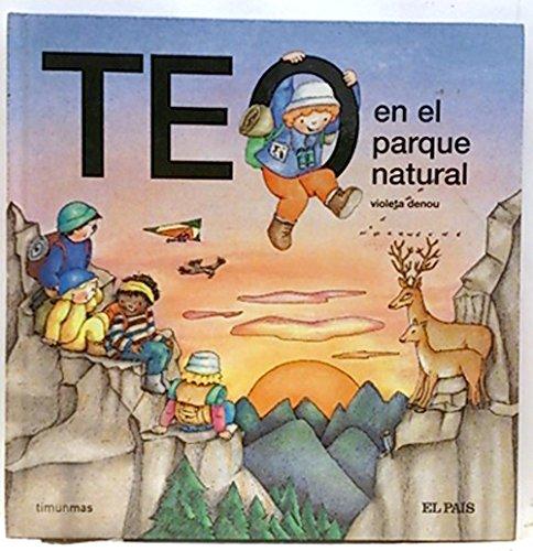9788499070216: Teo en el parque natural