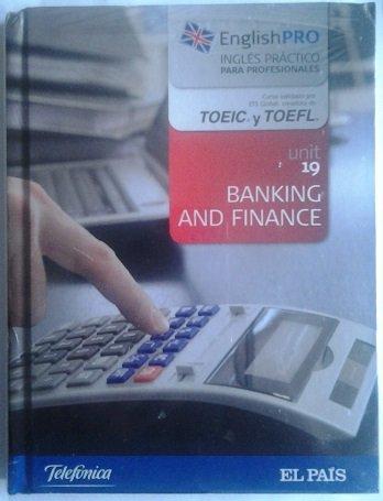 9788499070407: Inglés práctico para profesionales. English Pro. TEMARIO: BANKING AND FINANCE