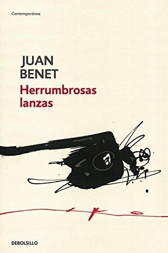 9788499080079: Herrumbrosas lanzas (CONTEMPORANEA)