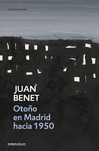 9788499081694: Otoño en Madrid hacia 1950 (CONTEMPORANEA)