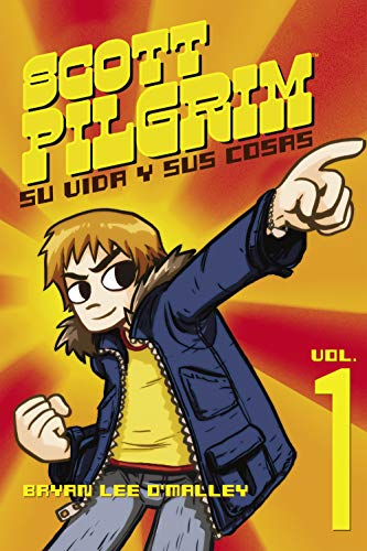 Scott Pilgrim 1. Su vida y sus cosas (9788499081915) by Bryan Lee O'Malley