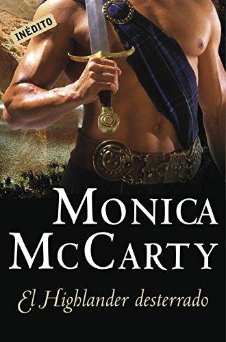 El highlander desterrado / Highland Outlaw (Spanish Edition): McCarty, Monica
