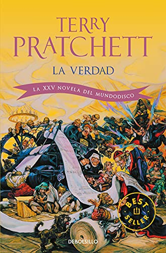9788499083162: La verdad / The Truth: La XXV novela del Mundodisco / XXV Novel of Discworld (Spanish Edition)
