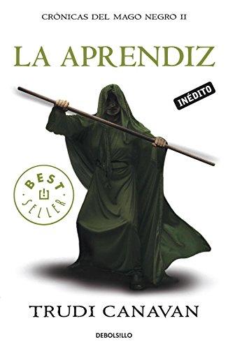 9788499083452: La aprendiz / The Novice (Cronicas Del Mago Negro / Black Magician Chronicles) (Spanish Edition)