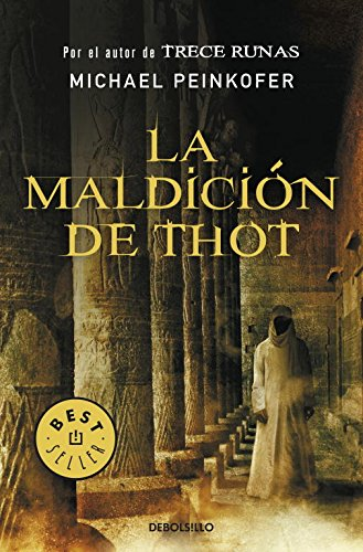 9788499083582: La maldicion de Thot / The Thot Curse (Spanish Edition)