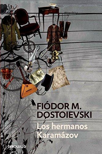 Los hermanos Karamazov / The Brothers Karamazov (Spanish Edition): Dostoyevsky, Fyodor