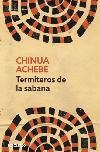 9788499085876: Termiteros de la sabana / Anthills of the Savannah (Spanish Edition)