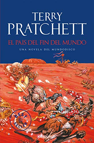 9788499085944: El País del Fin del Mundo (Mundodisco 22)