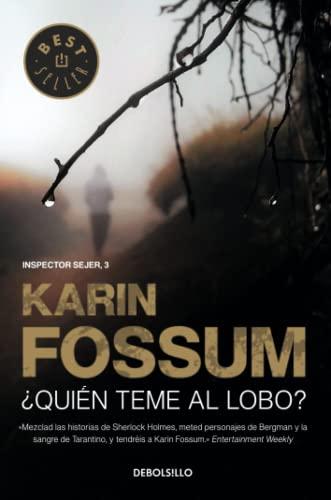 9788499086576: ¿Quién teme al lobo? / He Who Fears the Wolf (Inspector Konrad Sejer)