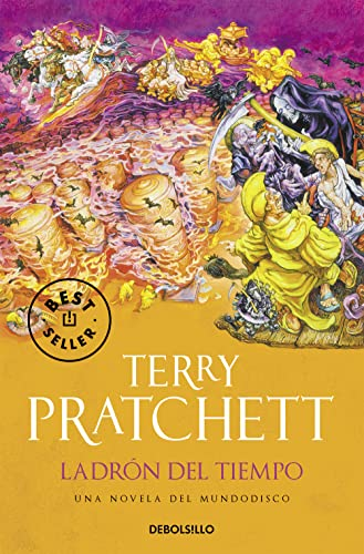 9788499087030: Ladron del tiempo / Thief of Time: Una novela del mundodisco / A Discworld novel (Spanish Edition)
