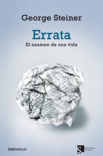 9788499088204: Errata: El Examen De Una Vida / an Examined Life (Spanish Edition)