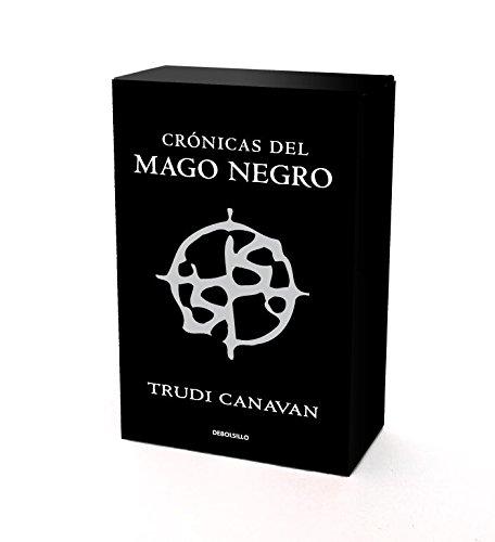9788499089553: Crónicas del Mago Negro (Estuche): El gremio de los magos, La aprendiz, El Gran Lord (BEST SELLER)