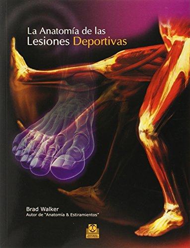 ANATOMIA DE LAS LESIONES DEPORTIVAS