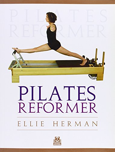 PILATES REFORMER (Spanish Edition) (8499100368) by Ellie Herman