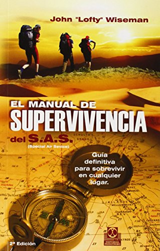 9788499100463: MANUAL DE SUPERVIVENCIA DEL SAS, EL (Color) (Spanish Edition)