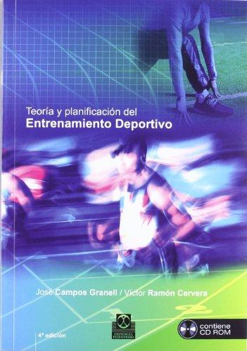 Teoría y planificación del entrenamiento deportivo. (Libro+CD-Rom).: Campos Granell, José