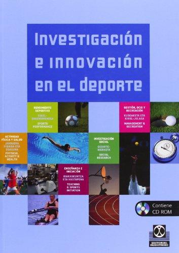 9788499101972: INVESTIGACION E INNOVACION EN EL DEPORTE (Spanish Edition)
