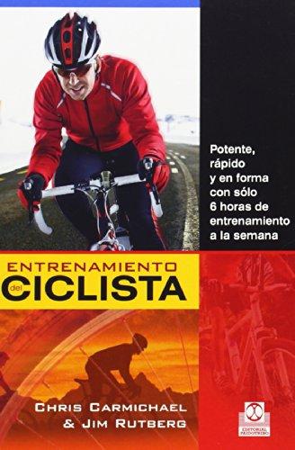 9788499104584: Entrenamiento del ciclista (Spanish Edition)