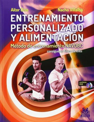 9788499104928: Entrenamiento personalizado y alimentacion. Metodo de entrenamiento NAVOBC (Spanish Edition)