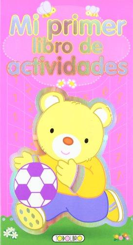 9788499130576: Mi primer libro de actividades Nº 1