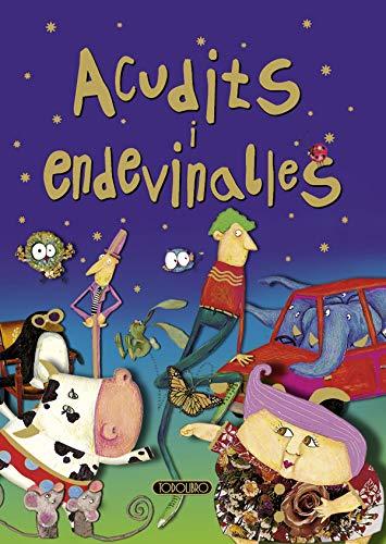 Acudits i endevinalles (Paperback): Florencia Cafferata Losada