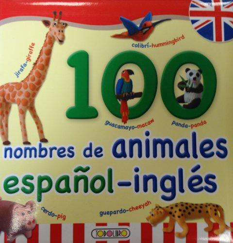 9788499130804: C100 Nombres de Animales Español-Ingles (Primera Biblioteca Infantil) (Spanish Edition)
