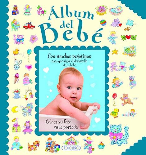 9788499131504: Álbum del bebé [Cubierta azul] (Fotos y recuerdos) (Spanish Edition)