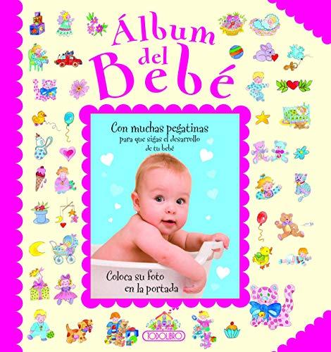 9788499131511: Álbum del bebé [Cubierta rosada] (Fotos y recuerdos) (Spanish Edition)