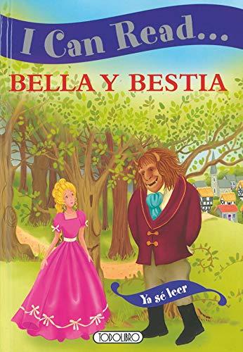 BELLA Y BESTIA. -I CAN READ-: VARIOS.