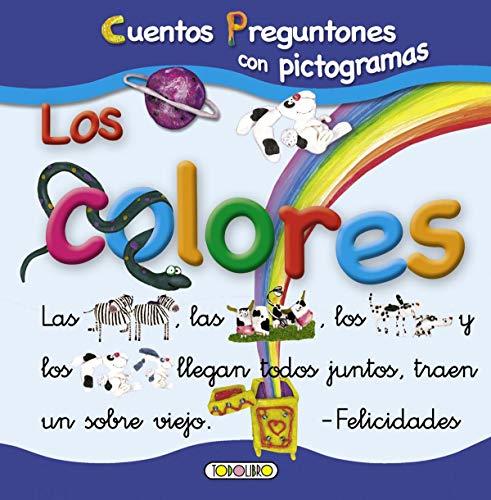 9788499132051: Los colores (Cuentos preguntones)