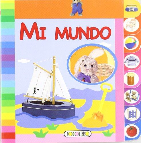 9788499132143: MI MUNDO (PEQUEPALABRAS)TODOLIBRO.