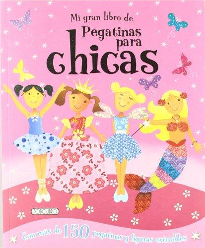 9788499133911: Mi gran libro de pegatinas para chicas (Megactividades)
