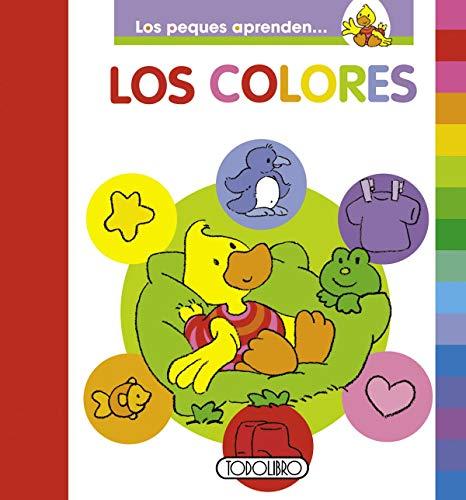9788499134130: Los colores (Los peques aprenden)