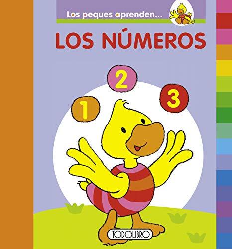 9788499134147: Los números (Los peques aprenden)