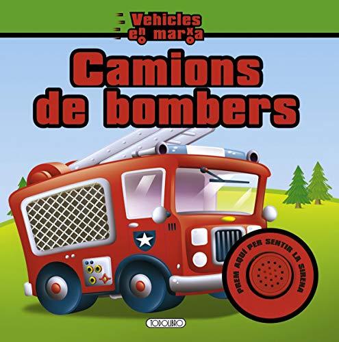 9788499134956: Camions de bombers (Vehicles en marxa)