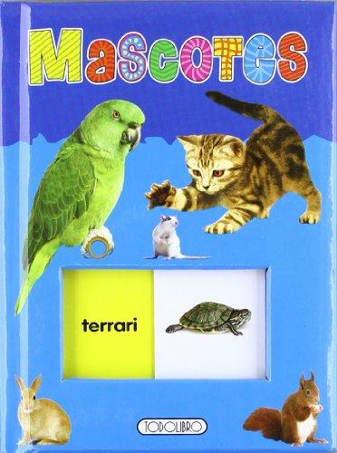 9788499135304: Mascotes (Lliscar i aprende)