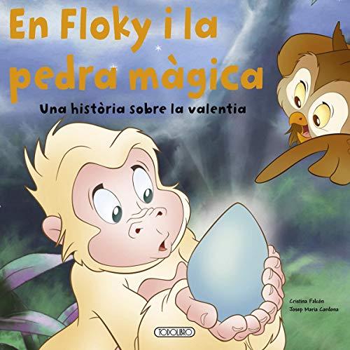 9788499135472: En Floky i la pedra màgica. Una història sobre la valentia (En floky a la selva)