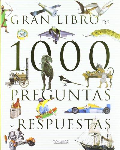9788499136363: GRAN LIBRO 1000 PREGU.Y RESPUE(9788499136363)