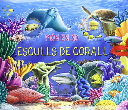 9788499136943: Esculls de corall (Món en 3D)