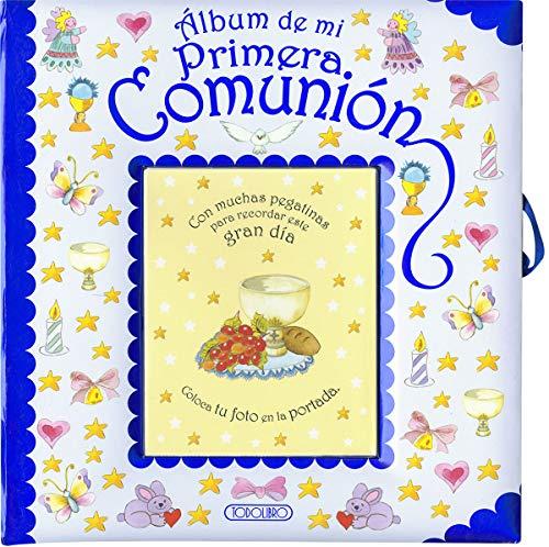 9788499137124: Álbum de Mi Primera Comunión (Fotos y recuerdos)