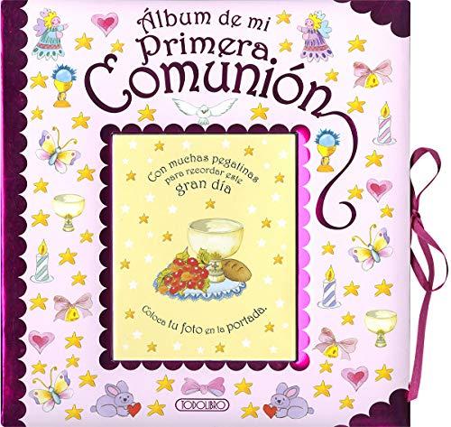 9788499137131: Álbum de mi primera Comunión