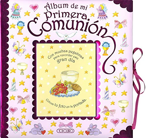 9788499137131: Álbum de Mi Primera Comunión (Fotos y recuerdos)