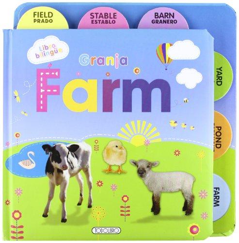 9788499137216: Granja / Farm (Inglés para bebés)