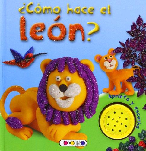 9788499138381: ¿Cómo hace el león?