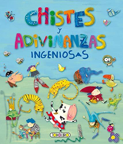 Chistes y adivinanzas (Paperback): Todolibro, Equipo