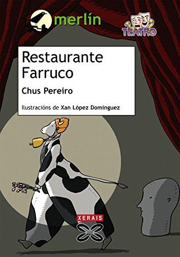9788499140056: Restaurante Farruco (Infantil E Xuvenil - Merlín - De 9 Anos En Diante)