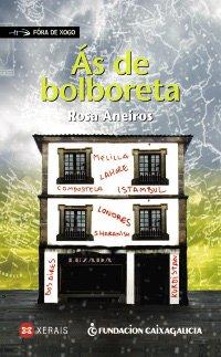 9788499140285: As de bolboreta (Fora De Xogo/ Outside Xogo) (Galician Edition)