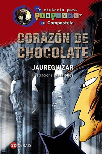 Corazón de chocolate: Jaureguizar; Matalobos, José