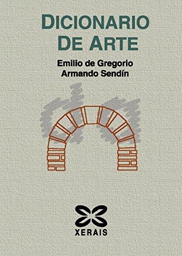 9788499141275: Dicionario de Arte / Dictionary of Art (Dicionarios Especializados / Specialized Dictionaries) (Spanish Edition)